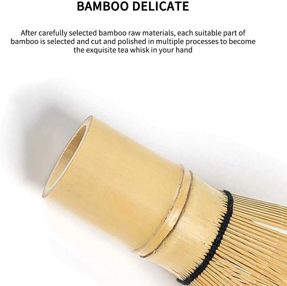Konesky Matcha Schneebesen Set Bambus Teebesen Teaism Janpanese Matcha Ceremony Zubeh/ör Geschenkset