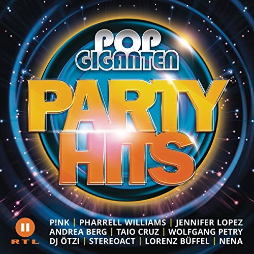 VA-Pop Giganten Party Hits-2CD-FLAC-2018-NBFLAC Download