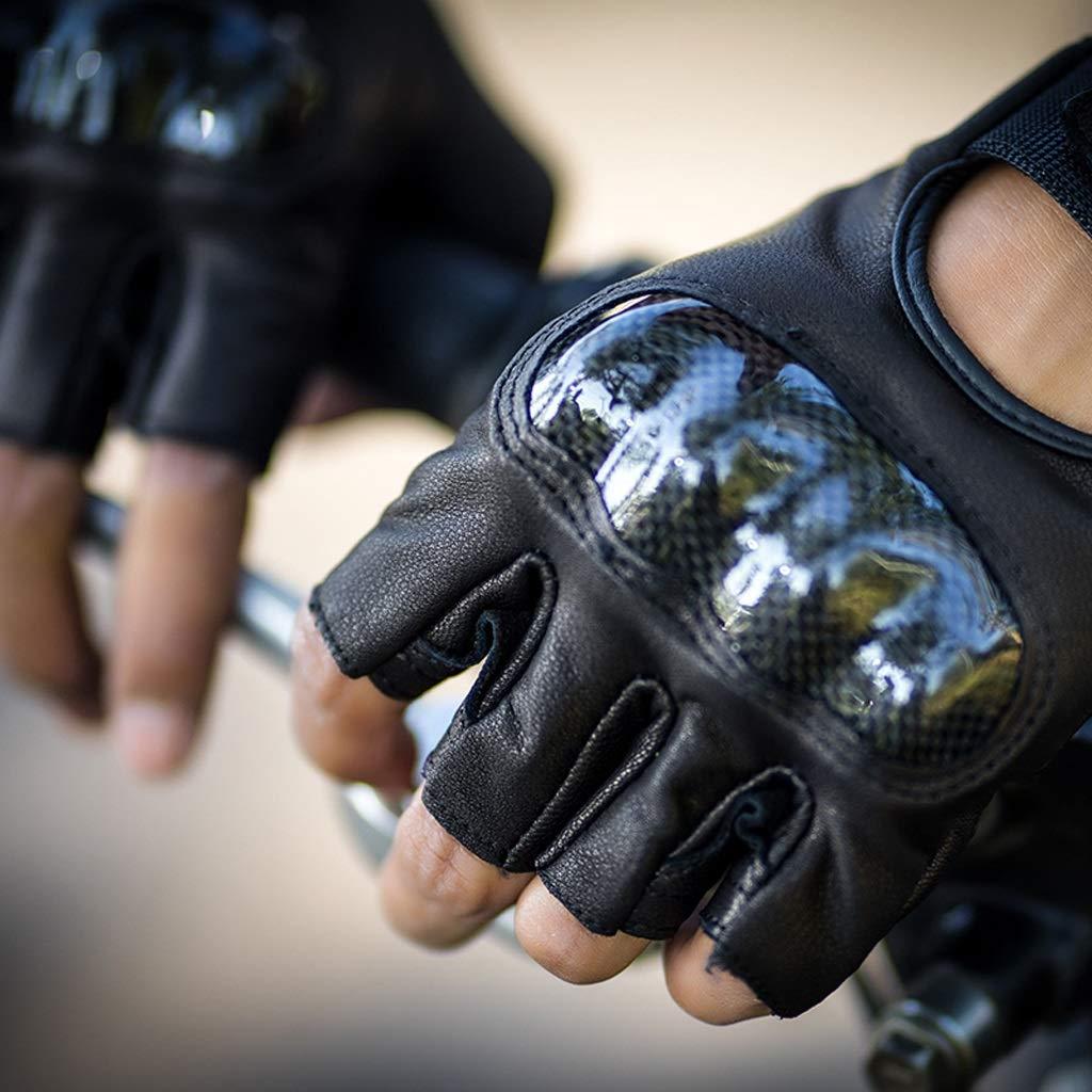 Zyy Motorrad-Handschuhe, Harte Handschuhe des Touch Screen für das Radfahren Jagd-wanderndes Klettern im Freien