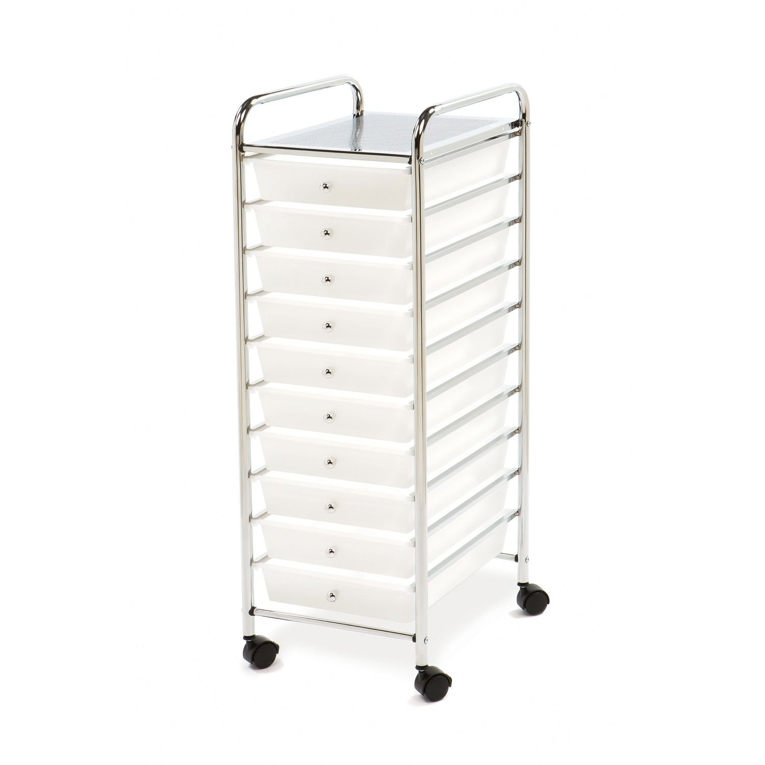 Seville Classics She16210 15.51-Inch By15.4-Inch by 38.2-Inch 10 Drawer Organizer