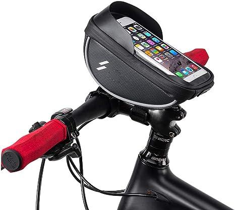 KuaiKeSport Soporte Bolsa Movil Bicicleta Almacenamiento de Gran ...