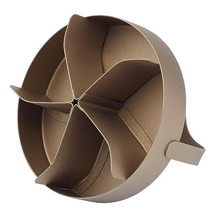 Kitchencraft Sello Estrella para Pan, Acero Inoxidable, Blanco, 8x13x20 cm