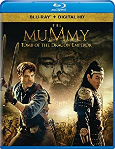 Cover Image for 'The Mummy: Tomb of the Dragon Emperor [Blu-ray + Digital HD]'