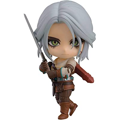 Good Smile The Witcher 3: Wild Hunt: Ciri Nendoroid Action Figure: Toys & Games