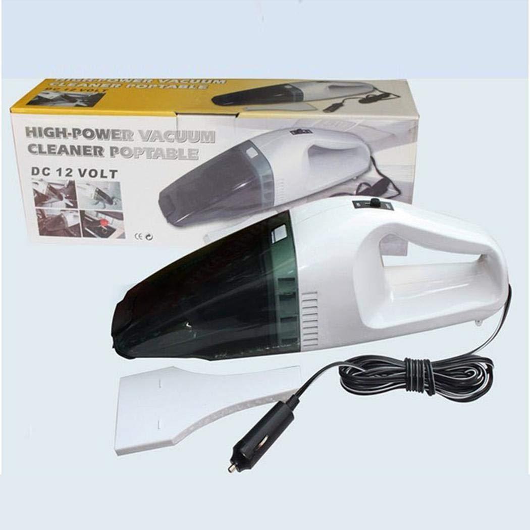 Folowe Aspiradora de mano con cable para autom/óvil Aspiradora de polvo seco y h/úmedo Succi/ón fuerte Aspiradores