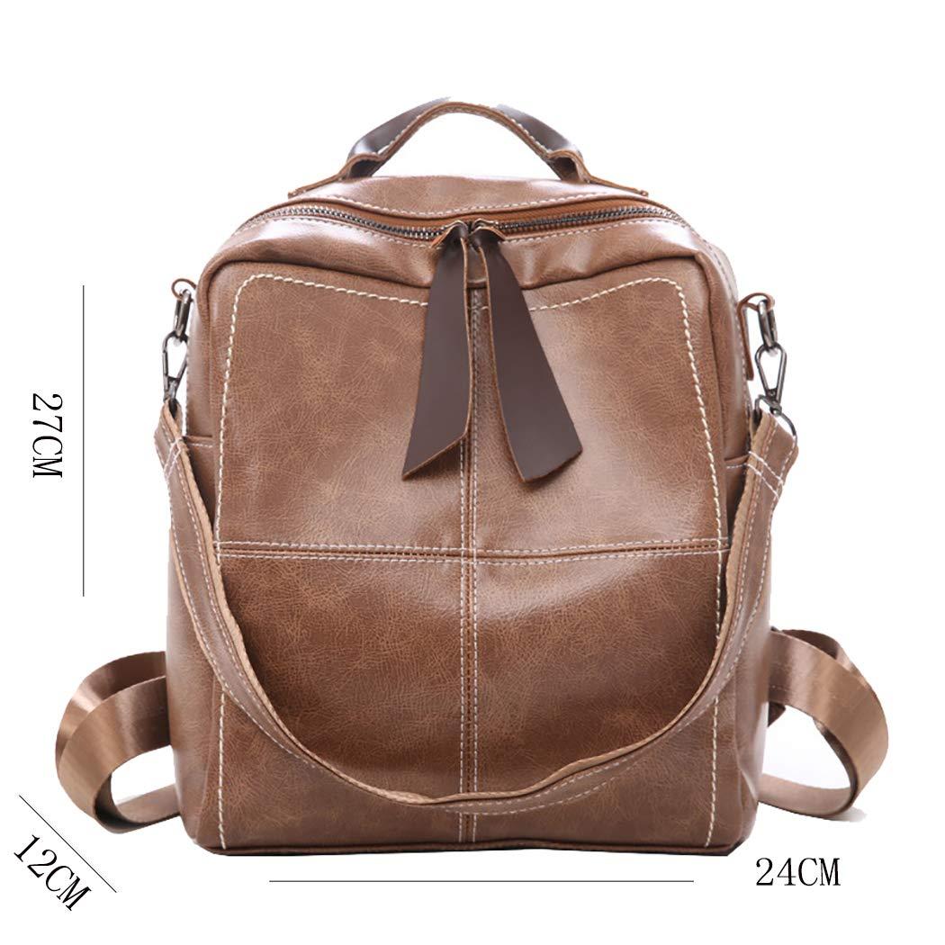 Beliebte Damenbagte Fashion Retro Style Wish Supply Rucksack Pu Pu Pu Rucksack B07PV93VRG Daypacks Direktgeschäft 1f6279