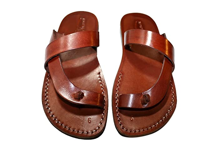 b83cb9677a94 Image Unavailable. Image not available for. Color  Earth Leather Sandals ...