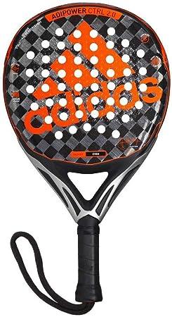 Mamá Beber agua Constitución  Adidas Adipower CTRL 2.0 Padel, Carbon, Orange, Single: Amazon.co.uk:  Sports & Outdoors