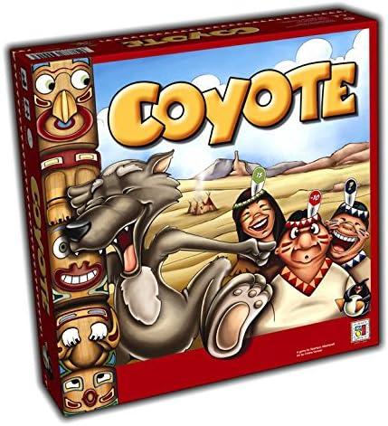 OLIPHANTE - Coyote, Juego de Mesa en español (K0002): Amazon.es: Juguetes y juegos
