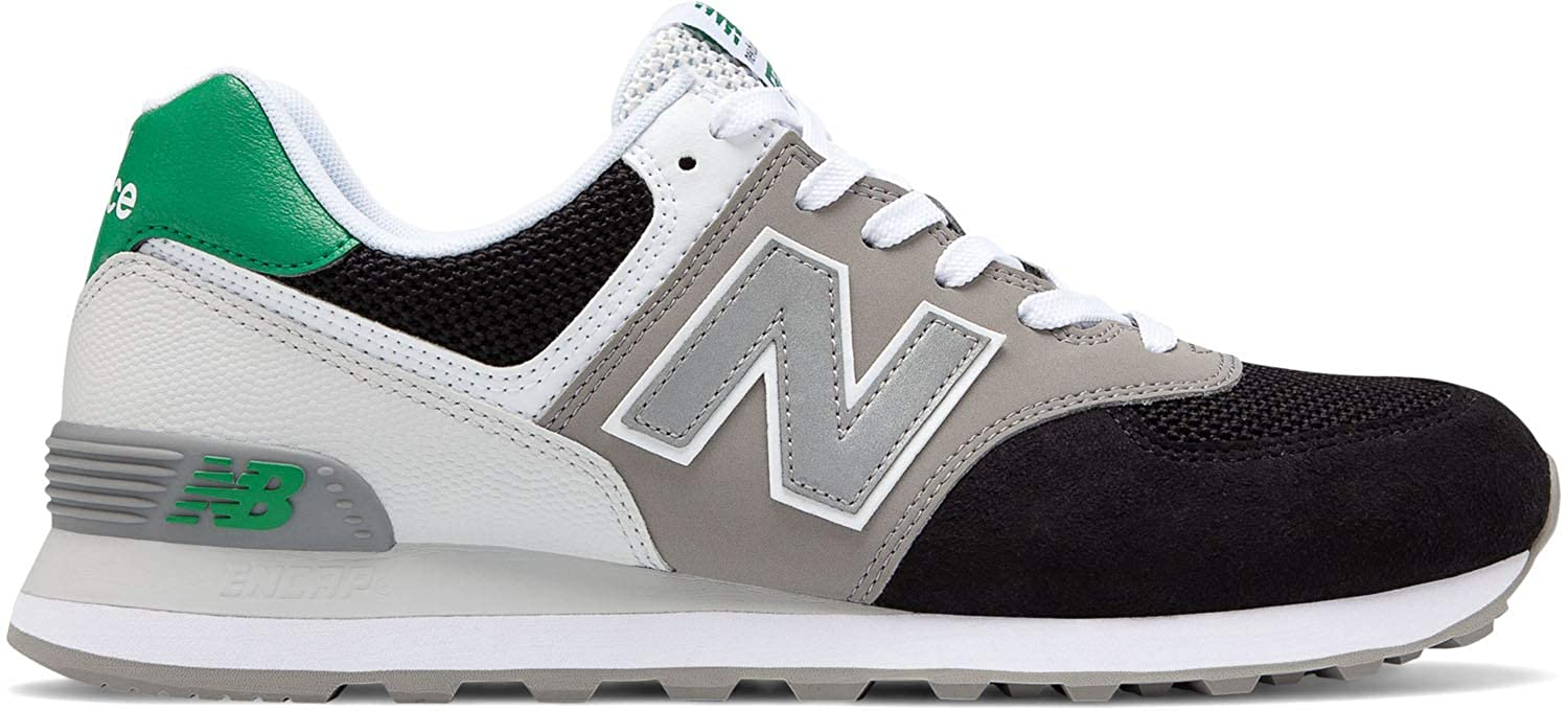 17d08b1456cf Amazon.com  New Balance Men s 574 Classics Running Shoe  Shoes