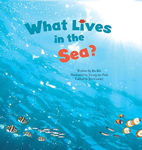 What Lives in the Sea? (Science Storybooks) pdf epub