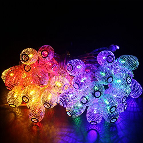 BlueFire-Lantern-Fairy-Lights-31ft-50-LED-Outdoor-String-Lights-Decorative-Lights-for-Christmas-Xmas-Tree-Path-Party-Holiday-Party-Patio-Lawn
