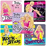 Barbie: Anything is Possible Stickers - Birthday Party Supplies & Favors - 100 Per Pack
