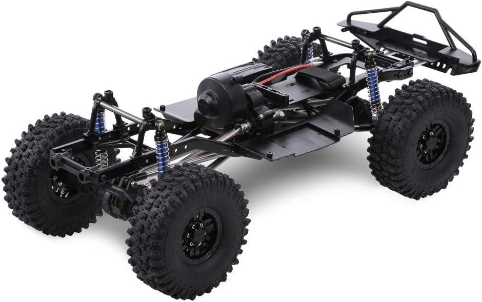 GoolRC AUSTAR 313mm Wheelbase Chassis Frame for 1//10 AXIAL SCX10 II 90046 90047 RC Crawler Climbing Car DIY