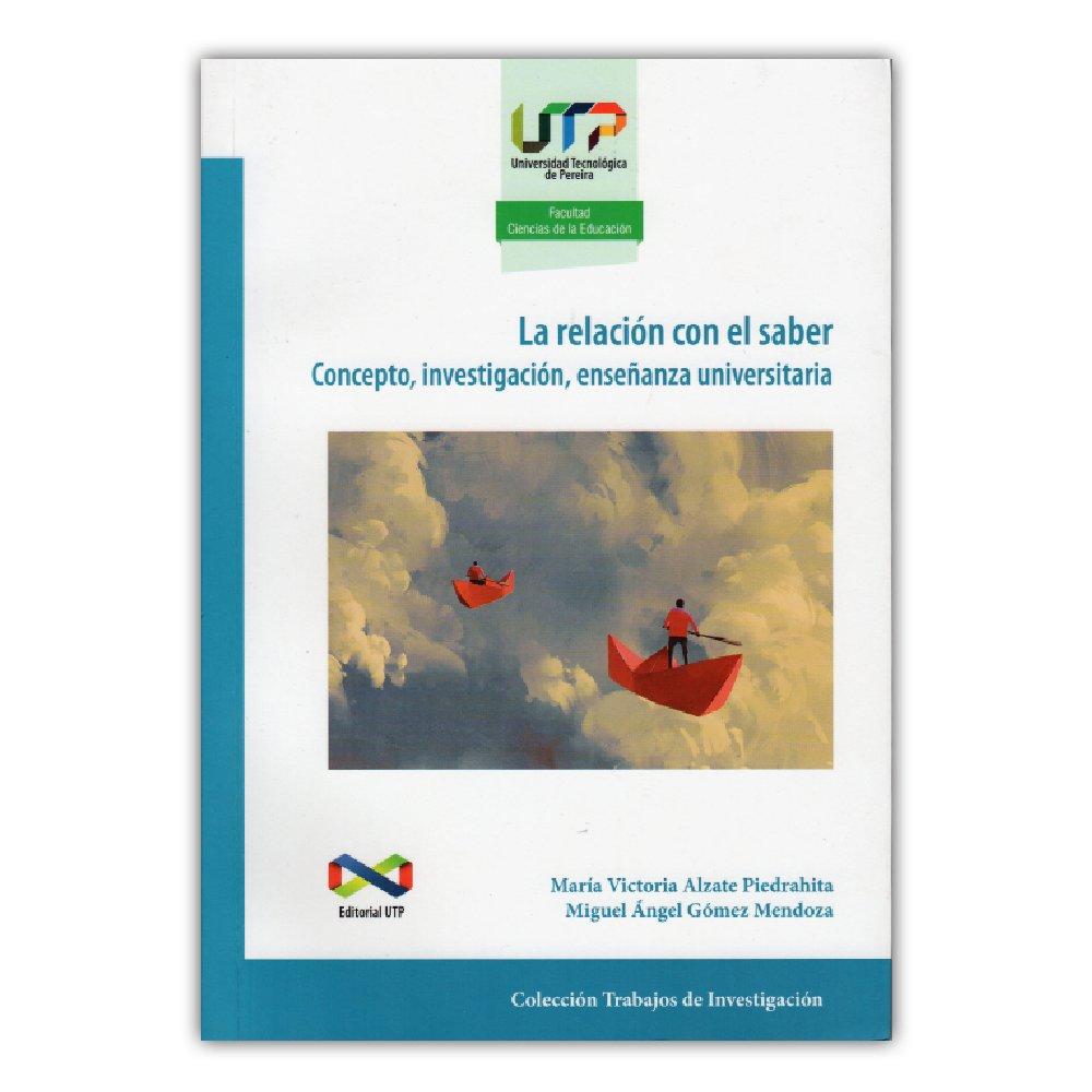 Concepto, investigación, enseñanza universitaria: Varios: 9789587222661: Amazon.com: Books