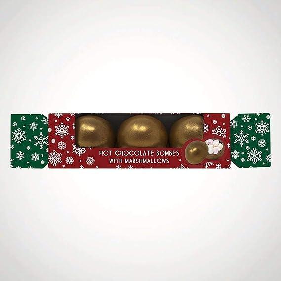 Cocoba Hot Chocolate Bombe Cracker