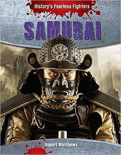 Book Samurai (History's Fearless Fighters) by Rupert Matthews (2015-08-01)
