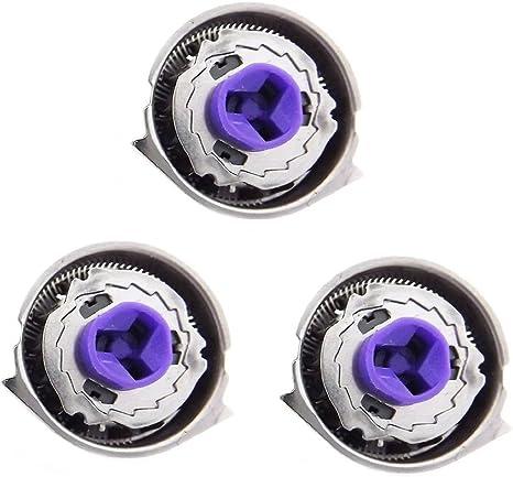 Oral-Q Cabezales de Respuesto para Afeitadoras Eléctricas, 3 piezas Cuchillas de Repuesto Philips PT739 PT737 PT727 HQ8: Amazon.es: Salud y cuidado personal