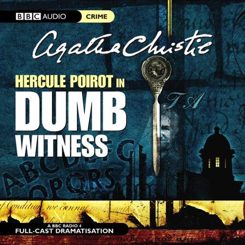 Bargain Audio Book - Dumb Witness