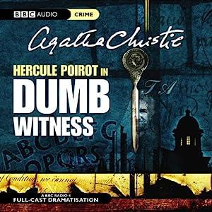 Dumb Witness (Dramatised) Radio/TV