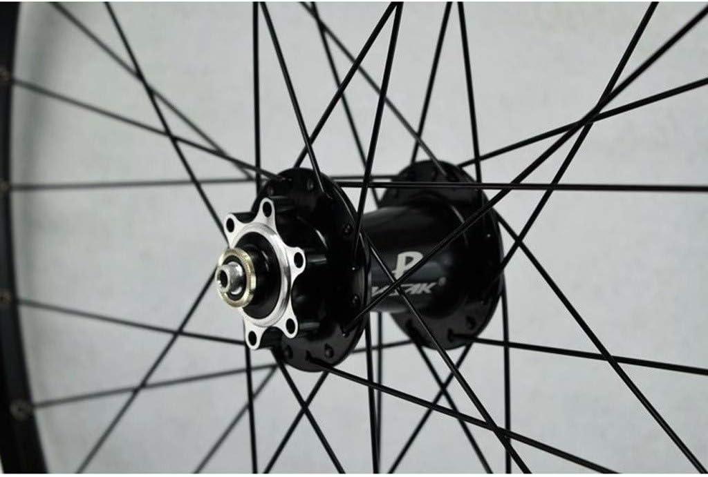 V-Brake Double Wall Aluminum Alloy Disc Brake Bearings Hub Hybrid//MTB Rim 7//8//9//10//11 Speed Wheels KZEE Mountain Bike Wheelset 26 Inch