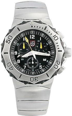 cdea3b9c7b [ルミノックス]LUMINOX 腕時計 ロッキードマーティンコレクション F-16 ファイティングファルコン 622 メンズ [