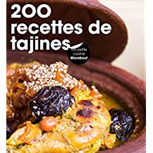 200 RECETTES DE TAJINES, COUSCOUS & CIE