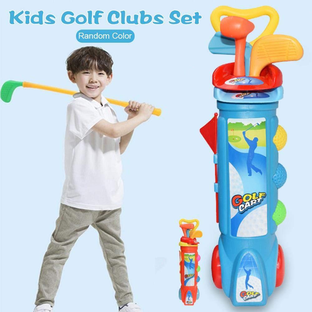Juego de golf para niños, juego de juguete deportivo de ...