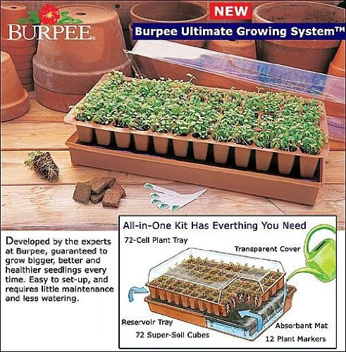 UPC 041530931846, Burpee Ultimate Seed Starting System