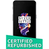 (Certified REFURBISHED) OnePlus 5 (Slate Grey, 128GB)