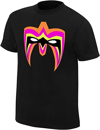 "Ultimate Warrior /""Parts Unknown/"" Black T-Shirt"
