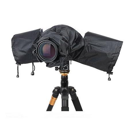 Libertad Tribe profesional cámara Protector de lluvia con cerrado ...