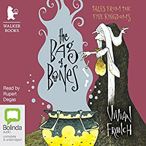 The Bag of Bones Audiobook