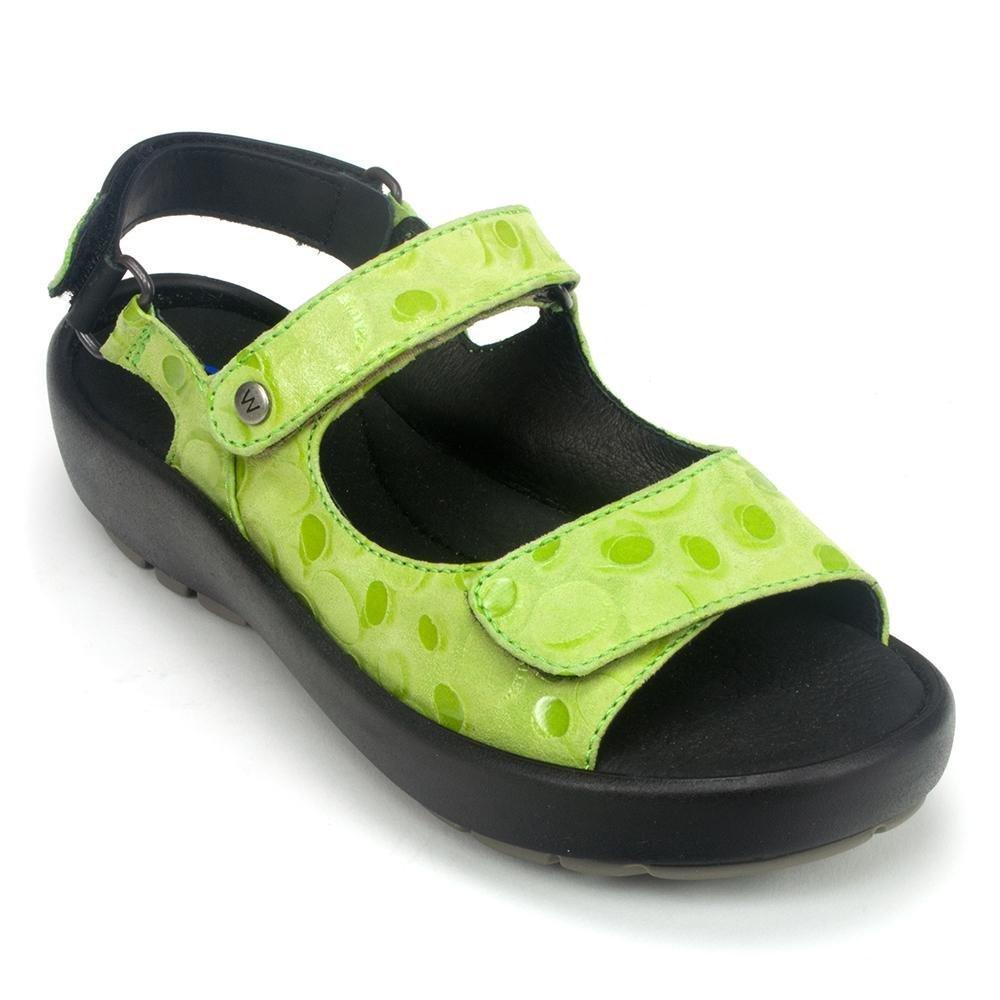 Wolky Comfort Jewel B0797L38V8 37 M EU|12-750 Lime