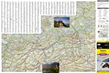 Austria (National Geographic Adventure Map)