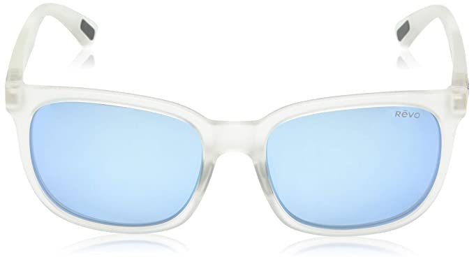 2eceb5f897 Amazon.com  Revo Unisex RE 1050 Slater Wayfarer Crystal Lenses Polarized  Sunglasses