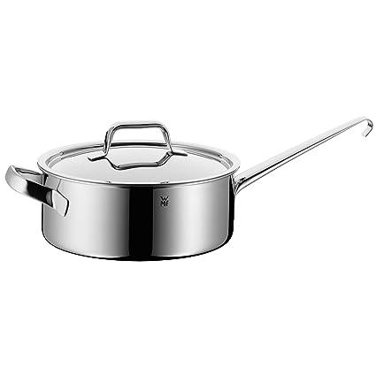 Deckel Chef/'s Edition 3-Schicht-Material NEU WMF Stielkasserolle Ø 24 cm m