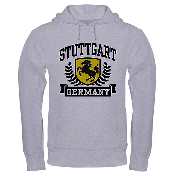 Amazon.com: CafePress – Stuttgart Alemania – Sudadera con ...