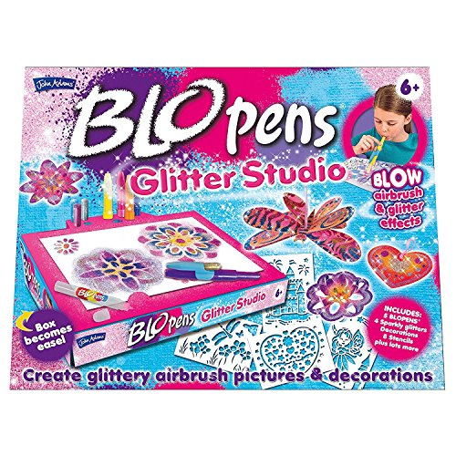 Price comparison product image John Adams Glitter Studio Blo Pens