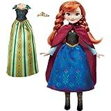 ディズニー アナと雪の女王 ロイヤルフレンズ ドール ドレスチェンジ アナ