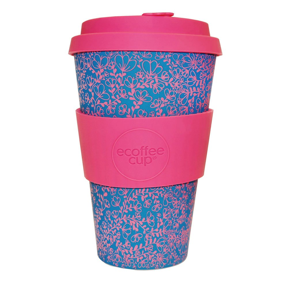 Ecoffee Cup: Miscoso dolce con rosa silicone 396, 9gram