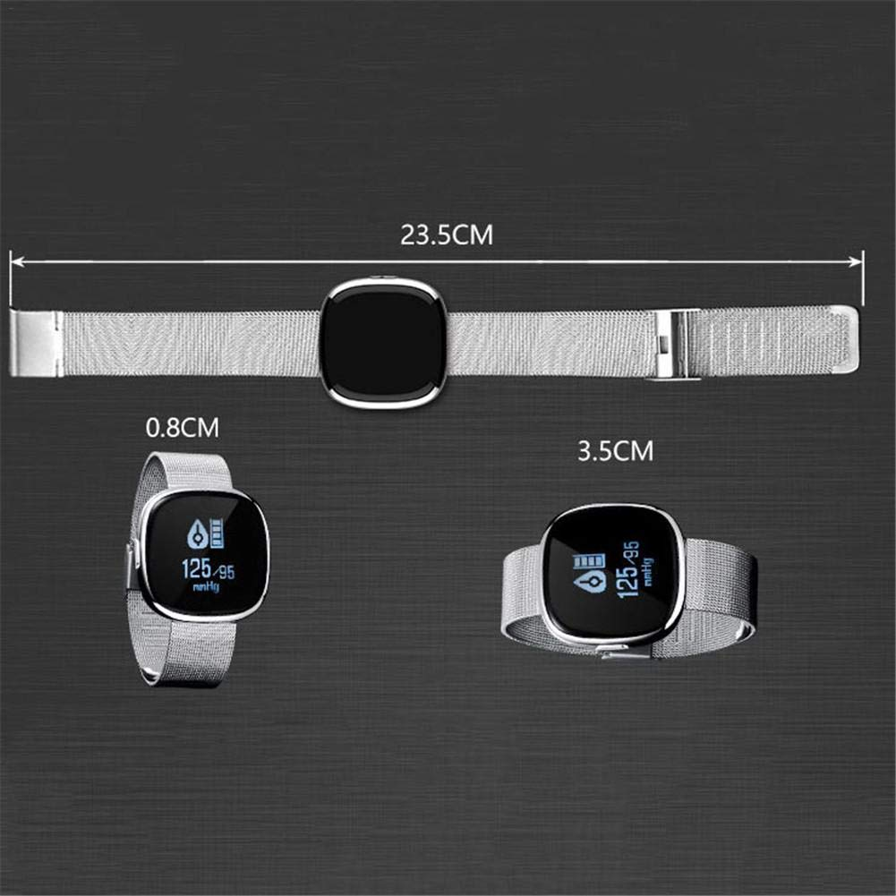 Amazon.com: Splendidsun C2 Smart Bracelet Smart Bluetooth Watch ...
