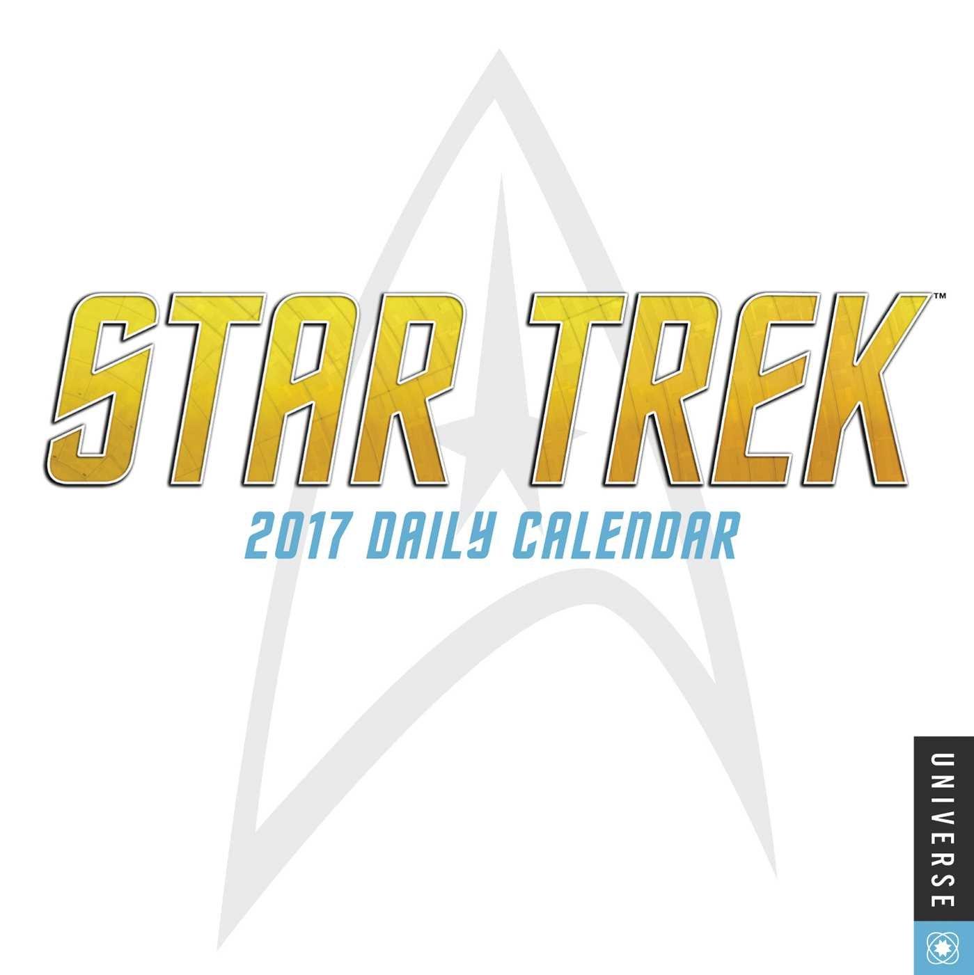 Star Trek Daily 2017 Day-to-Day Calendar ebook