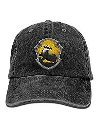 Outta Hufflepuff Adult Fashion COWBOY HAT