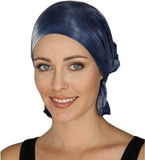 product image for Elise byChemo Beanies (Indigo Tie Dye Knit)