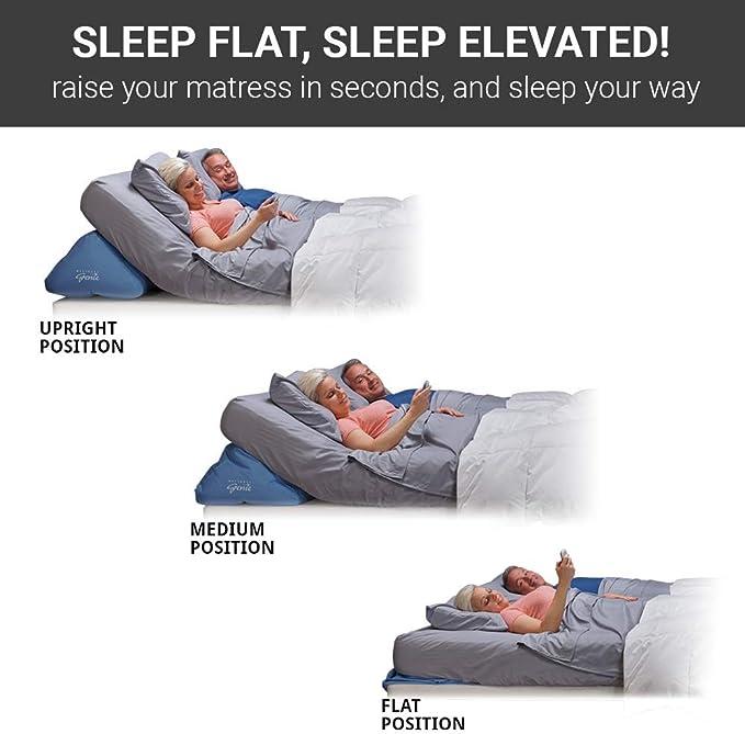 Amazon.com: Contour Products Colchón Genie cuña para cama ...
