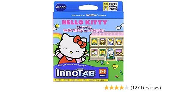 030ec35af4c2 Amazon.com  VTech InnoTab Software - Hello Kitty  Toys   Games