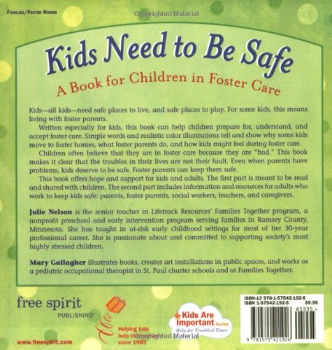 Kids Need to Be Safe (Kids Are Important)
