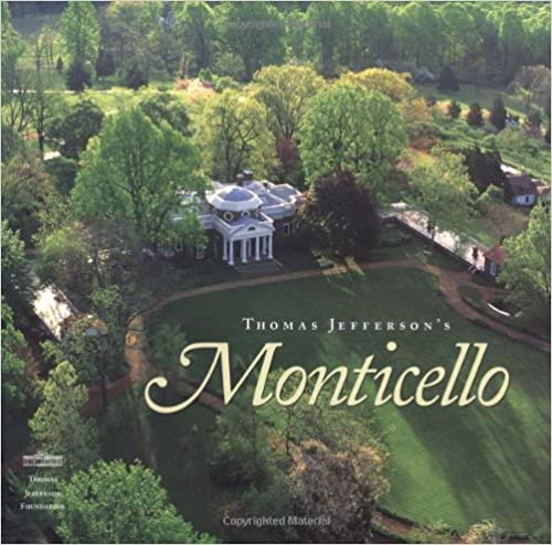 Superb Thomas Jeffersons Monticello William L Beiswanger Peter Home Interior And Landscaping Synyenasavecom