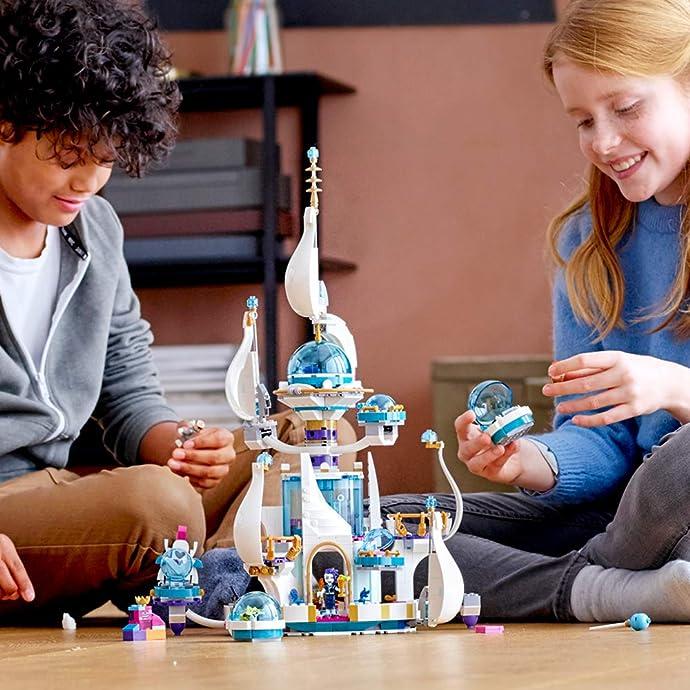 LEGO 乐高 大电影2系列 70838 瓦特弗拉女王的太空宫殿 积木玩具 优惠券折后4.9折$48.99史低 海淘转运到手约¥407